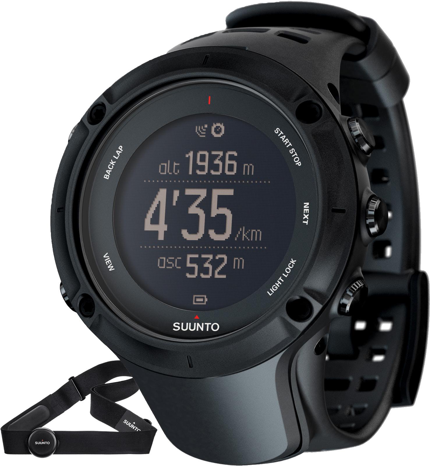 Suunto Ambit 3 Peak Black GPS + HR SS020674000