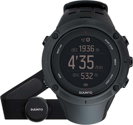 Suunto Ambit 3 Peak Black GPS