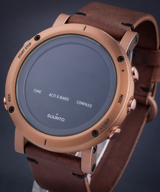 Zegarek Suunto Essential Copper