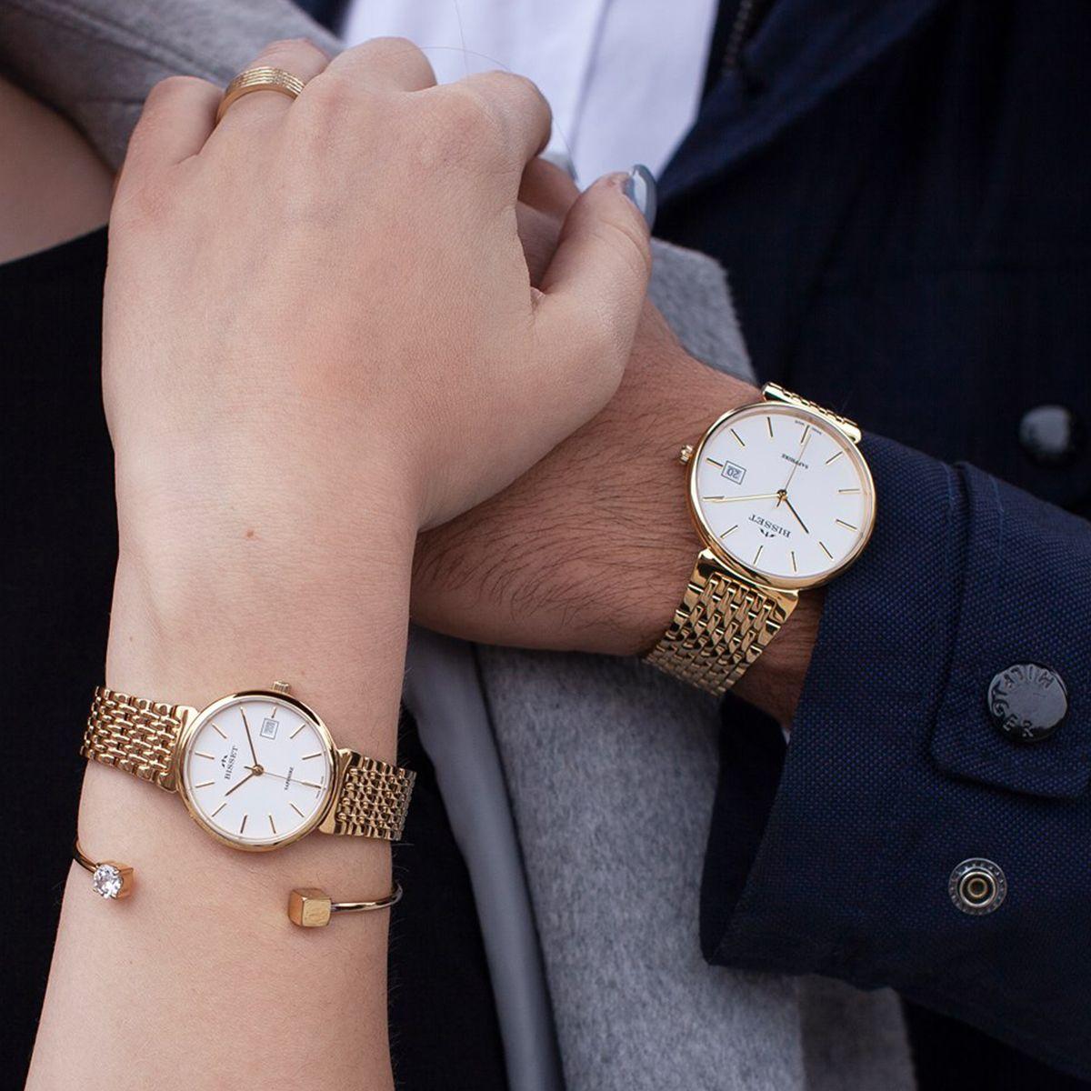 Zegarek męski Bisset Sapphire