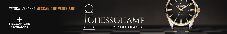 ChessChamp Zegarownia Meccaniche Veneziane