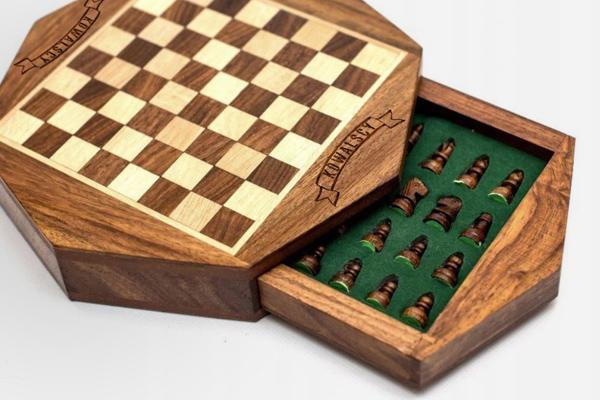 Turniej ChessChamp by Zegarownia Meccaniche Veneziane