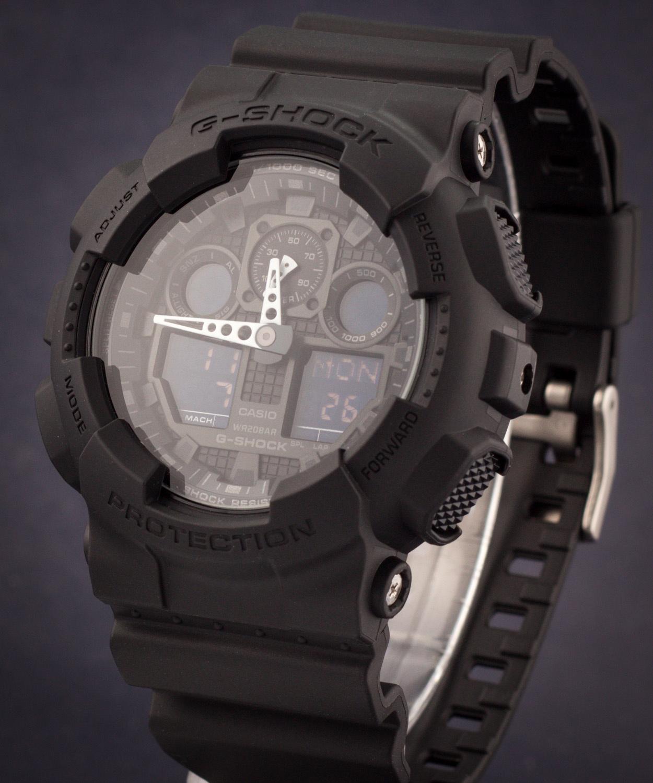 zegarek damski casio g-shock 100