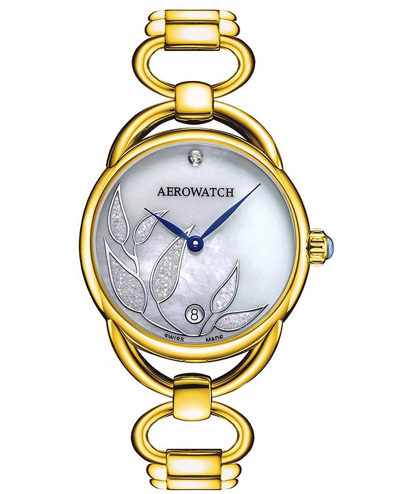 Zegarek damski Aerowatch Sensual Tea Leaves