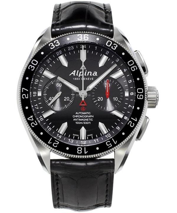 Zegarek męski Alpina Alpiner 4 Automatic Chronograph