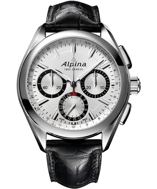 Zegarek męski Alpina Alpiner 4 Flyback Automatic Chronograph