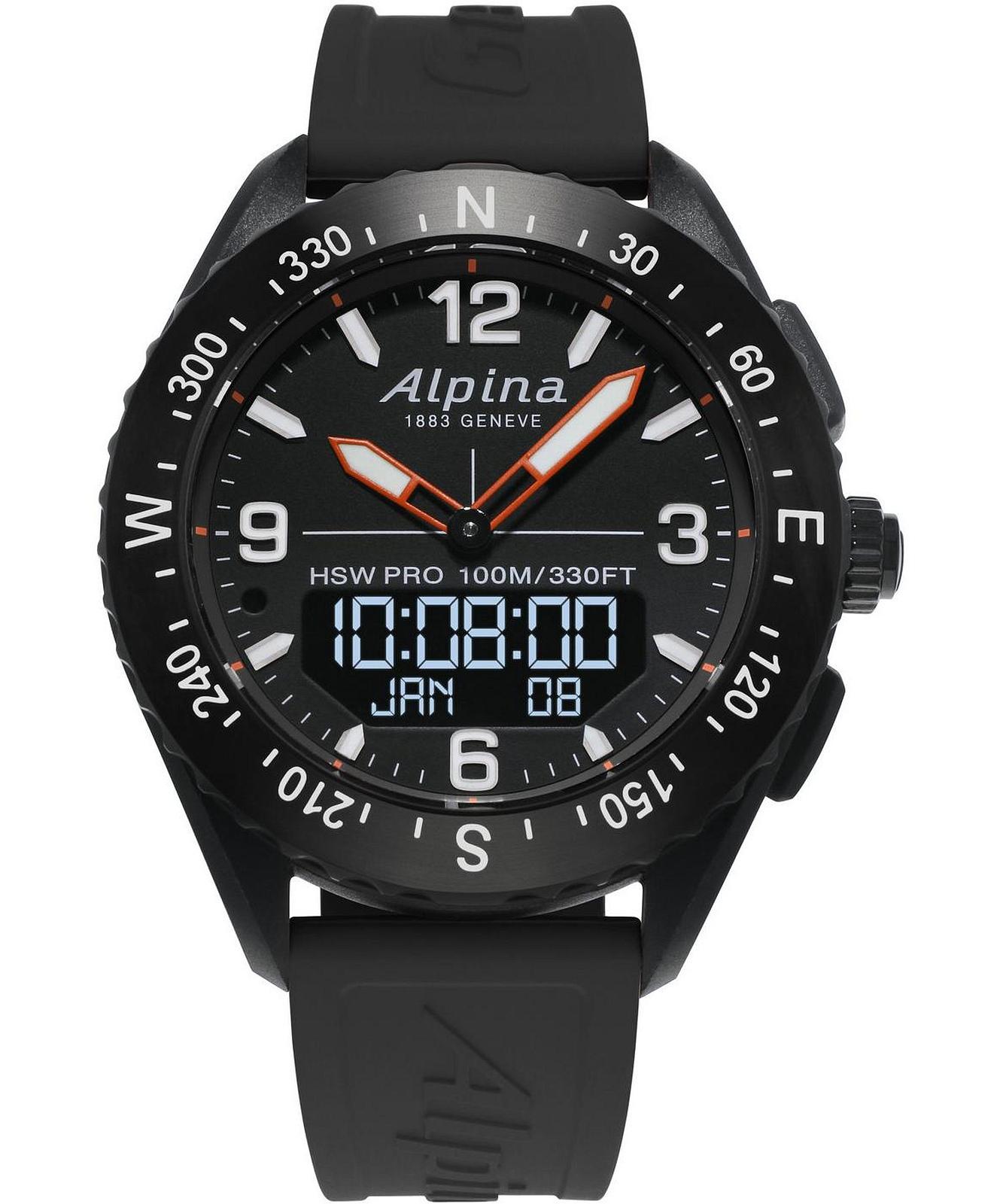 Zegarek męski Alpina AlpinerC Hybrid Smartwatch