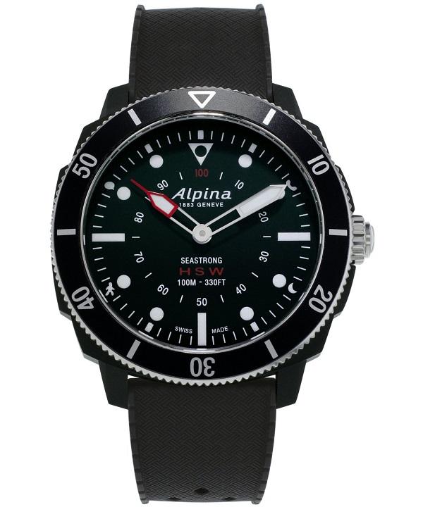 Zegarek męski Alpina Seaside HSW Hybrid Smartwatch