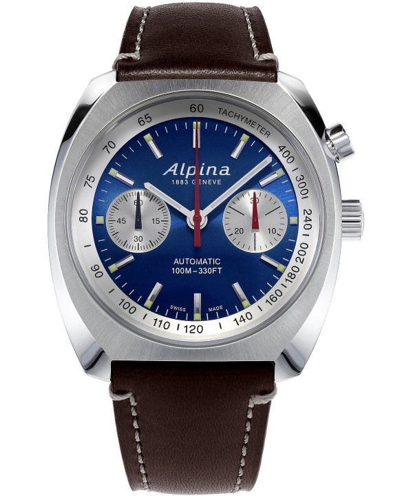 Zegarek męski Alpina Startimer Pilot  Automatic Chronograph