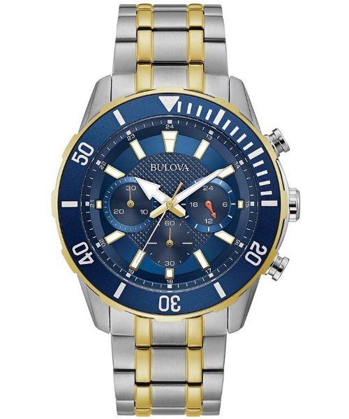 Zegarek męski Bulova Classic Chronograph 98A246