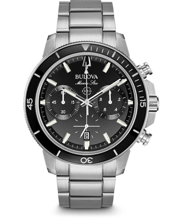 Zegarek męski Bulova Marine Star Chronograph 96b272
