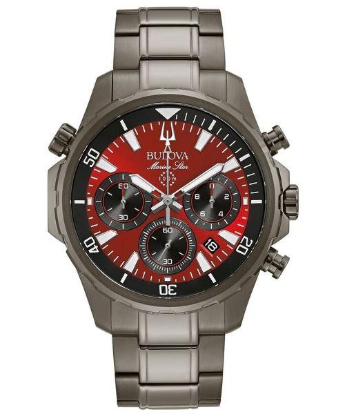 Zegarek męski Bulova Marine Star Chronograph 98B350