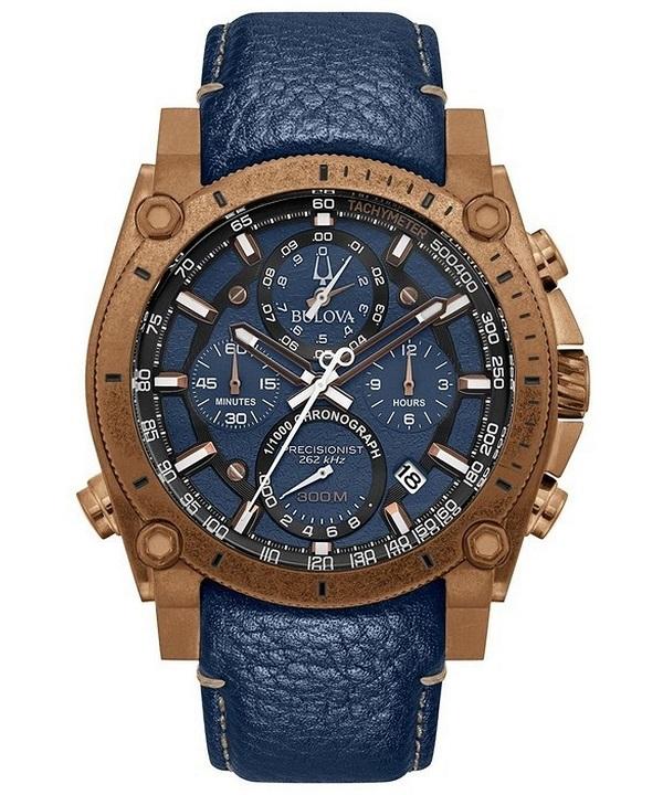 Zegarek męski Bulova Precisionist Champlain Chronograph 97B186
