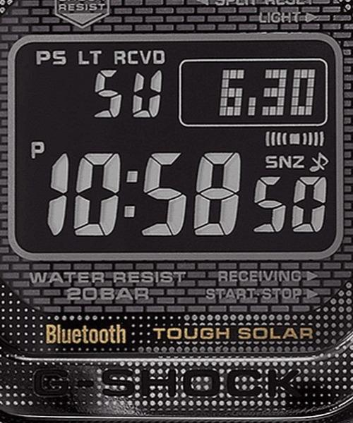 Zegarek Casio G-SHOCK G-STEEL The Origin Camo Bluetooth Sync Radio Solar Titanium Limited GMW-B5000TCM-1ER