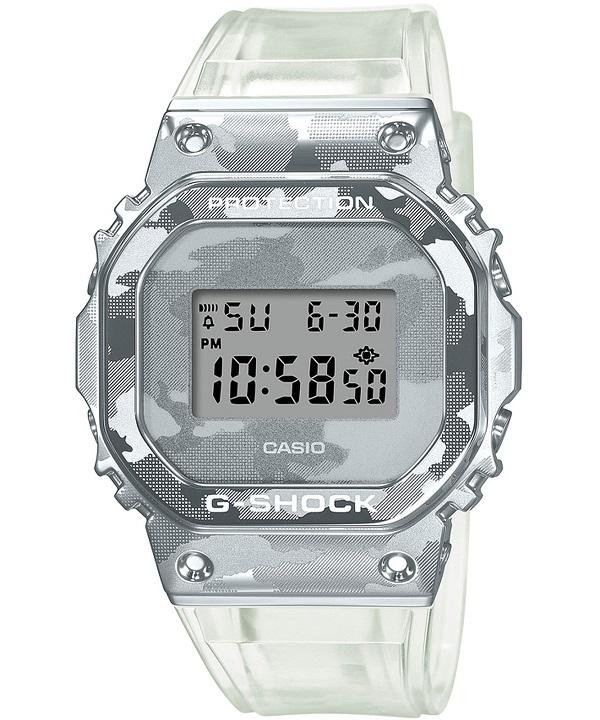 Zegarek Casio G-SHOCK G-Steel Special Edition