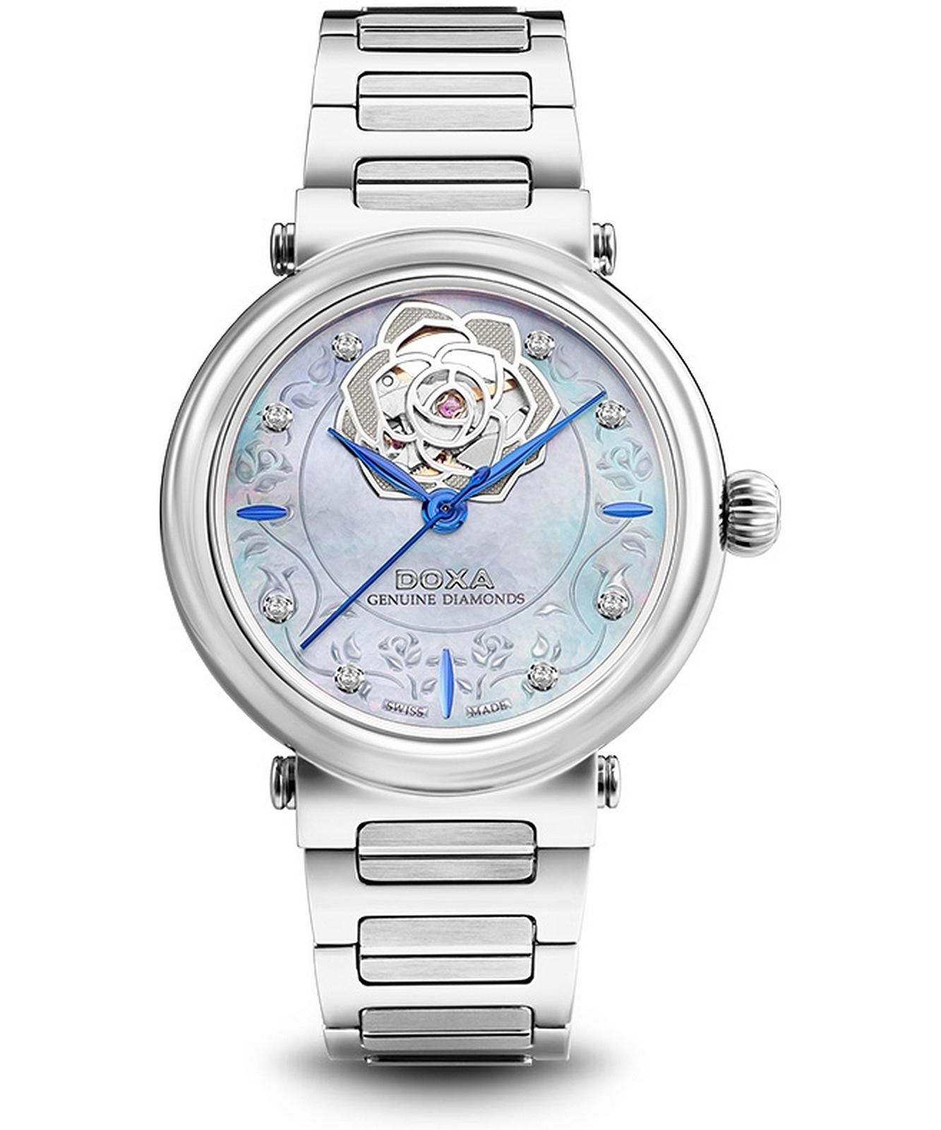 zegarek-damski-doxa-calex-new-lady-genuine-diamonds-automatic-limited-edition-d215sbu