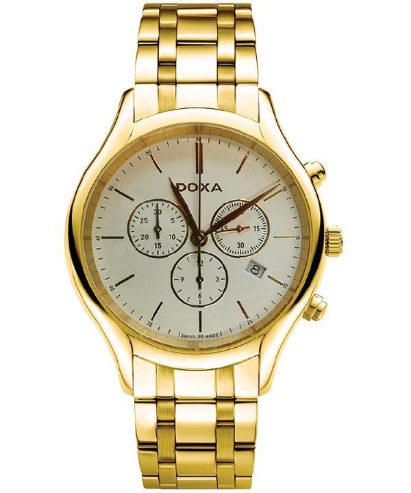 Doxa Challenge Chronograph 218.30.011.11