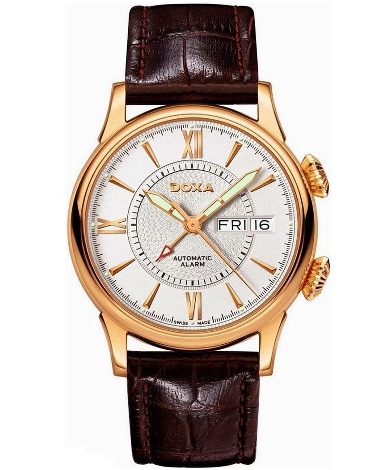 zegarek-meski-doxa-vintage-fusion-alarm-automatic-limited-edition-625-90-022-02