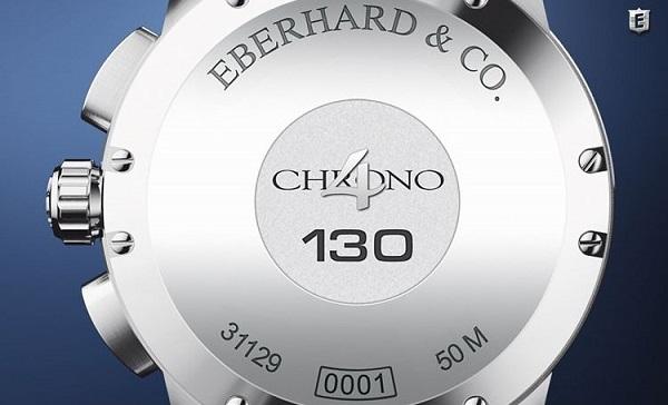 Zegarek męski Eberhard Chrono 4 mechanizm EB 250