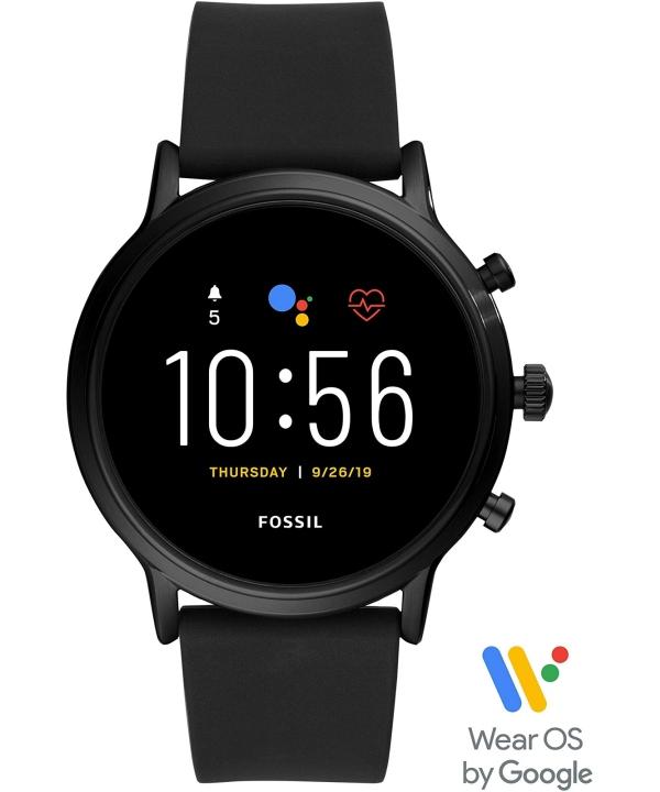 Zegarek Fossil Smartwatches Gen 5 Carlyle HR Smartwatch FTW4025