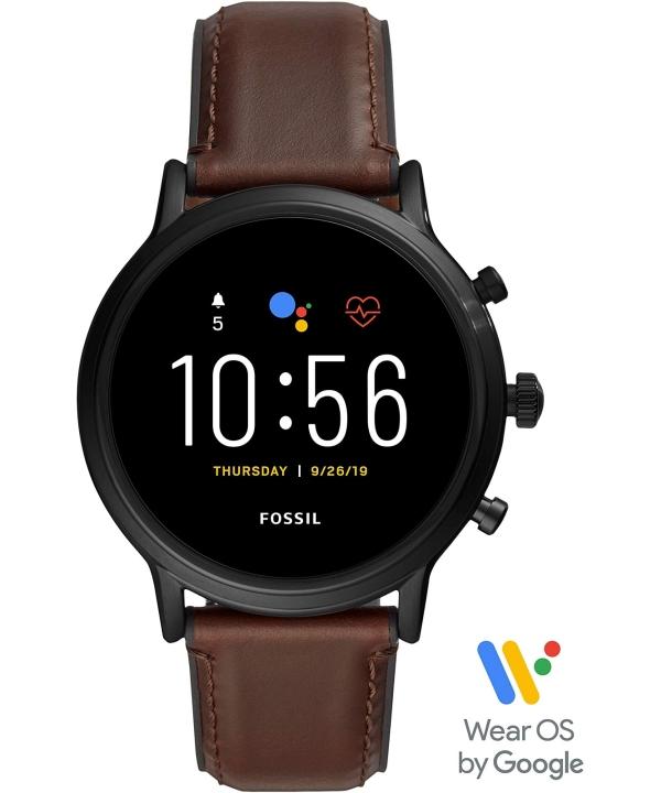 Zegarek Fossil Smartwatches Gen 5 Carlyle HR Smartwatch FTW4026