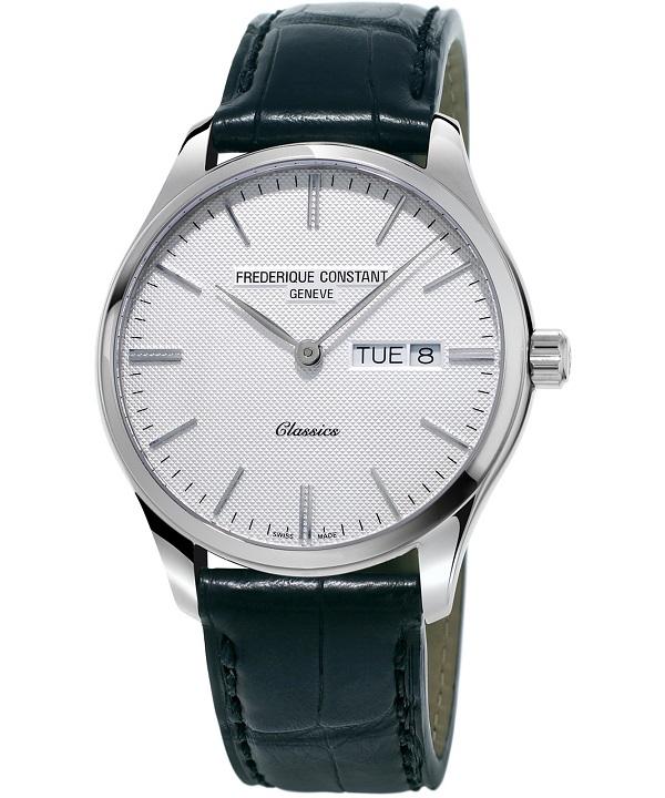 Zegarek męski Frederique Constant Classics Quartz FC-225ST5B6