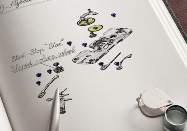 Zegarek Frederique Constant Flyback Chronograph Manufacture