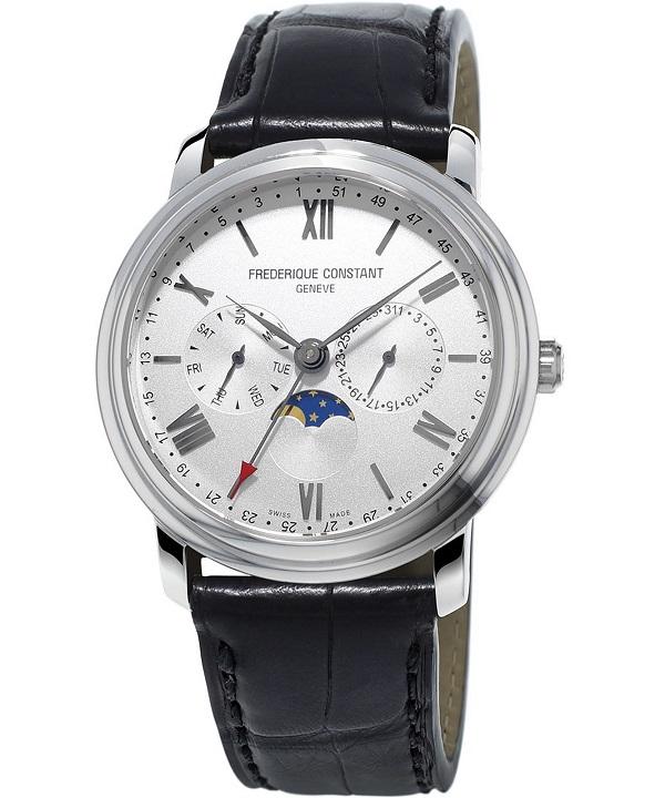 Zegarek męski Frederique Constant Business Timer FC-270SW4P6
