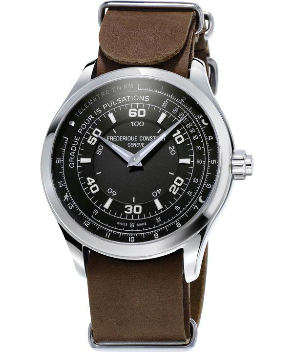 Zegarek męski Frederique Constant Horological Smartwatch Notify FC-282ABS5B6
