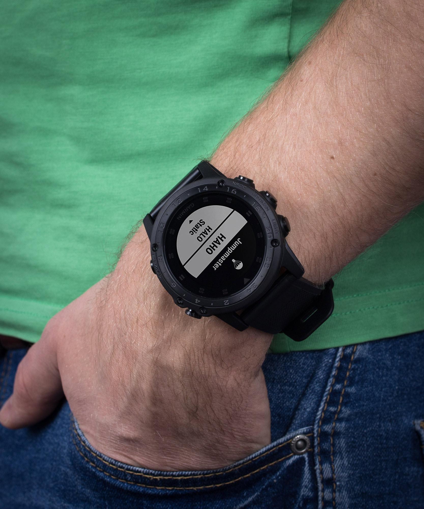 zegarek garmin tactix charlie