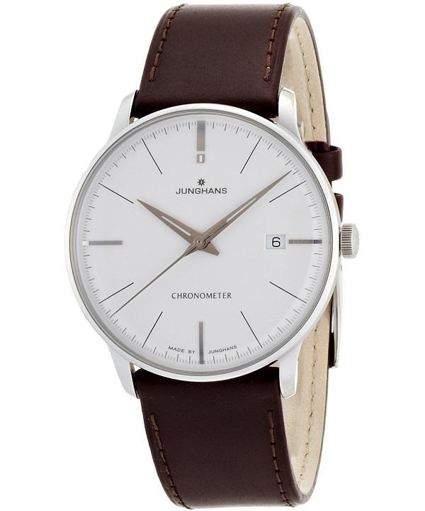Zegarek męski Junghans Meister COSC Chronometer Automatic
