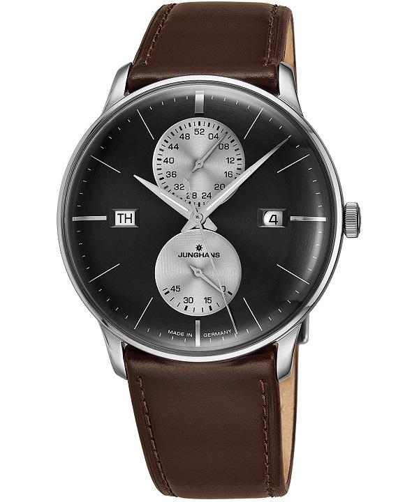 Zegarek męski Junghans Meister Pilot Automatic Chronograph