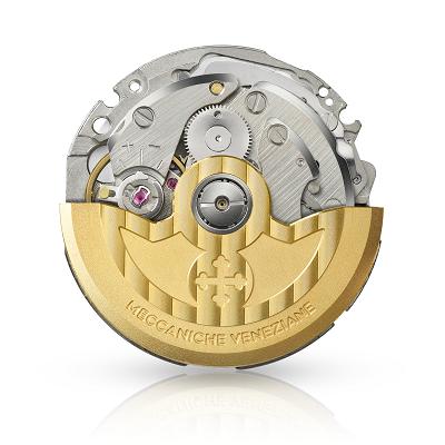 Zegarek męski Meccaniche Veneziane Nereide mechanizm