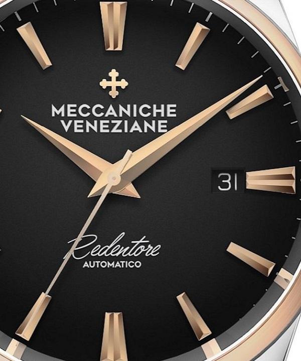 Zegarek męski Meccaniche Veneziane Redentore 4.0 Automatic zbliżenie