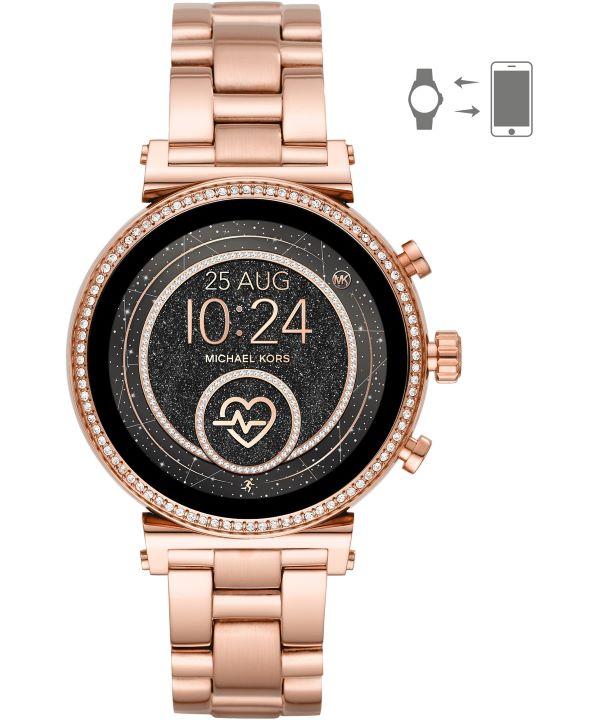 Smartwatch Michael Kors Access Sofie Heart Rate MKT5063