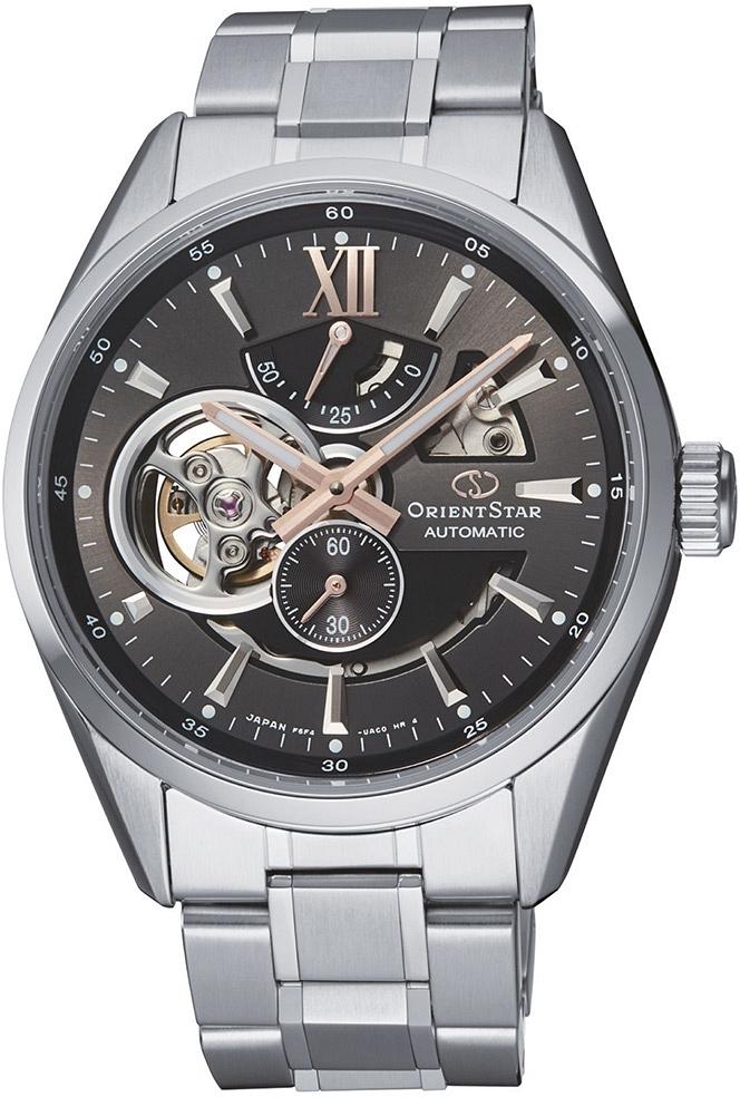 zegarek męski orient star automatic re-av0004n00b