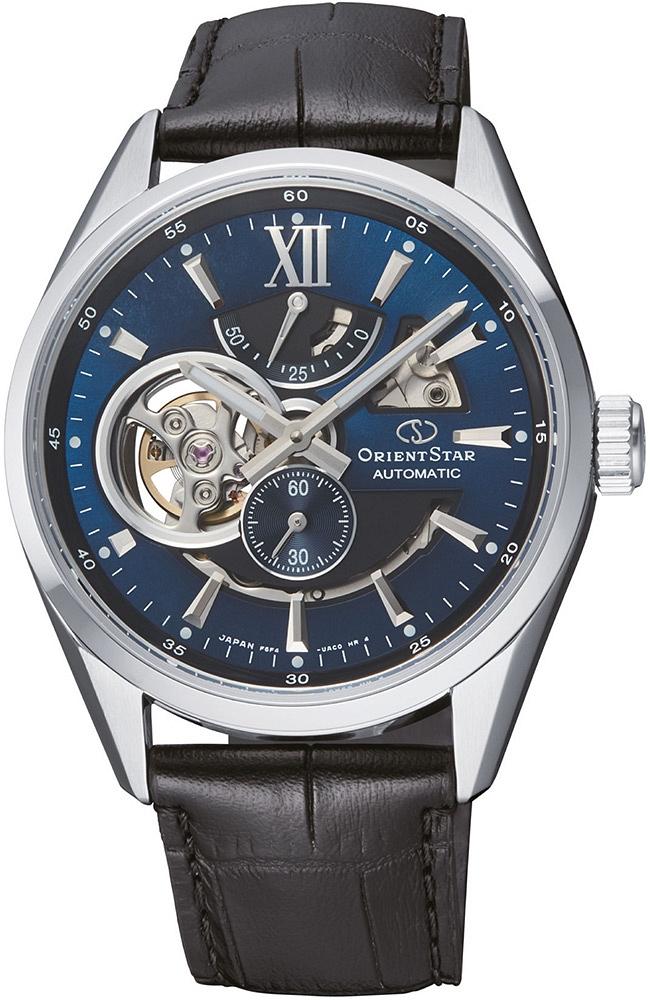 zegarek męski orient star automatic re-av0005l00b