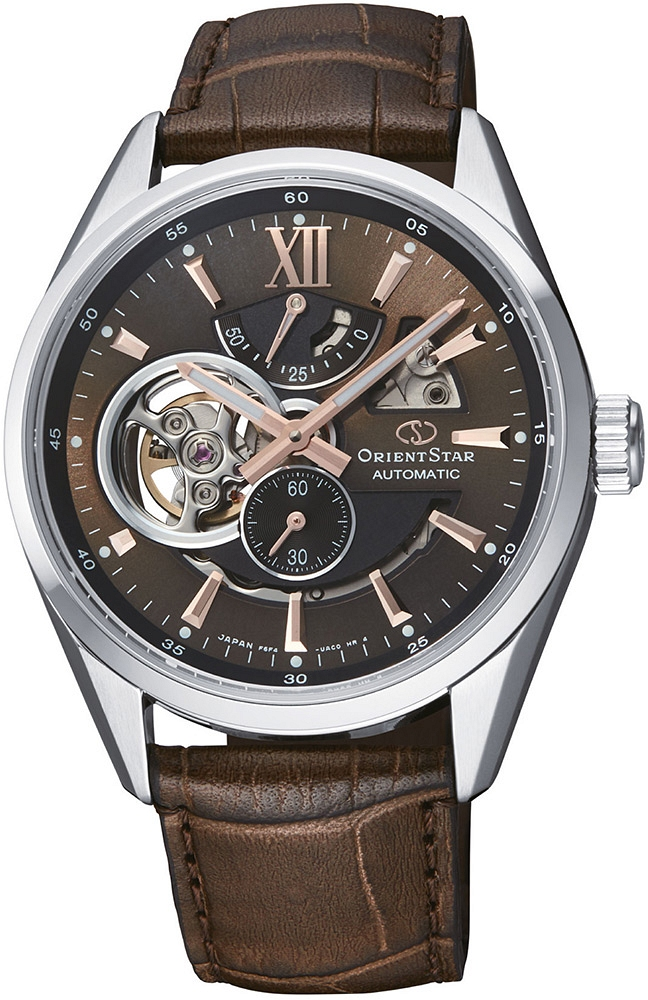 zegarek męski orient star automatic RE-AV0006Y00B