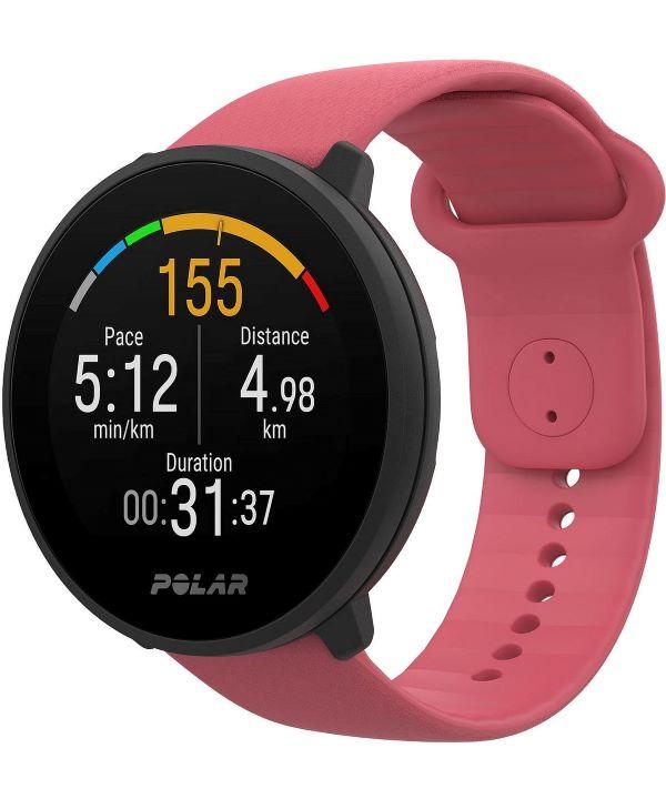 Polar 725882054346 Zegarek Unite Rozowy Zegarownia Pl