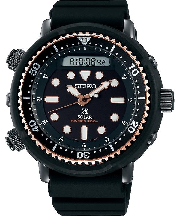 Zegarek męski Seiko Prospex Arnie Diver Solar