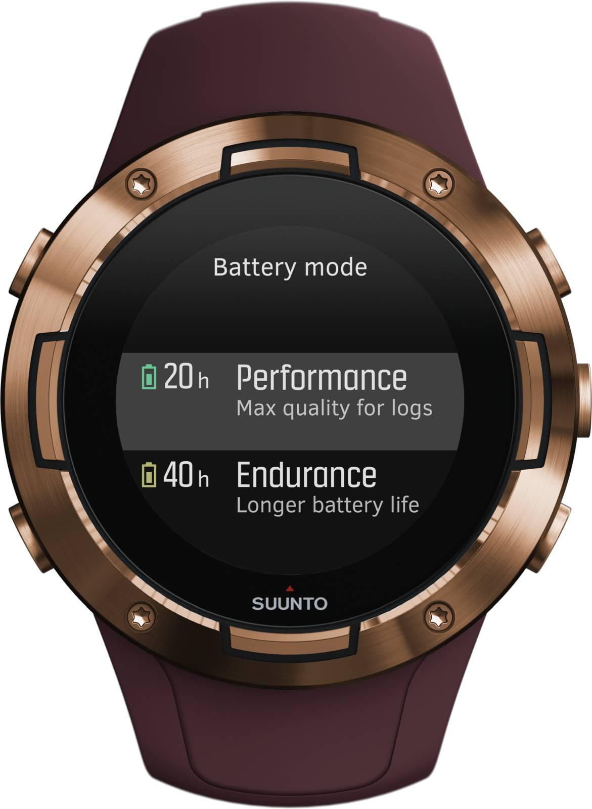 zegarek suunto 5 burgundy copper ss050301000