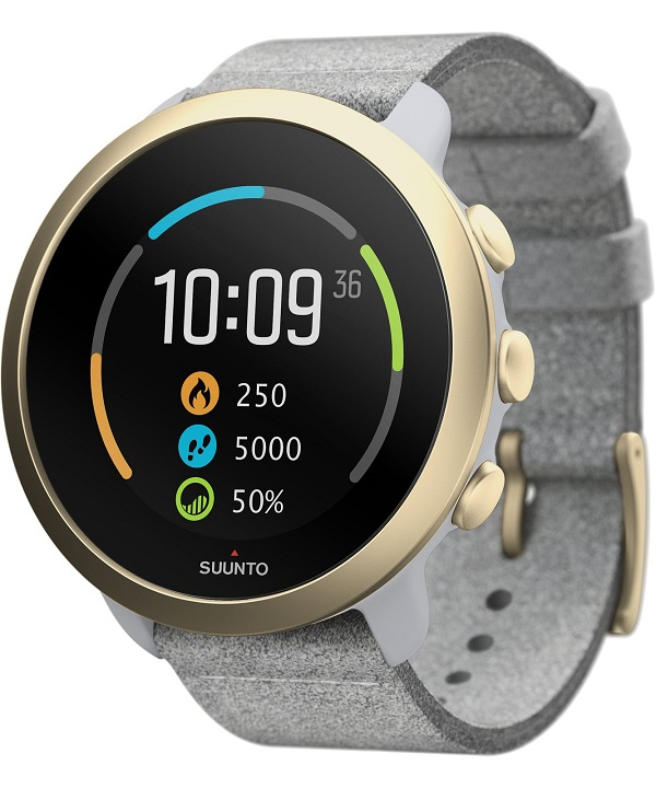 Zegarek Suunto 3 Pebble White Light Gold