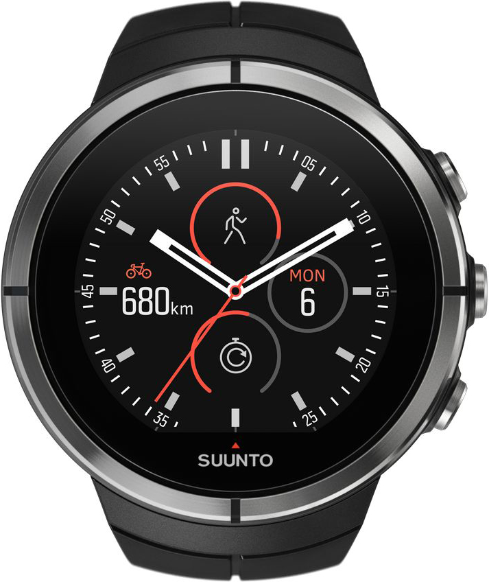 Zegarek Suunto Spartan Ultra Black SS022659000