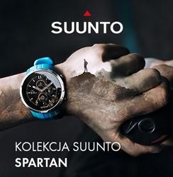 Kolekcja Suunto Spartan