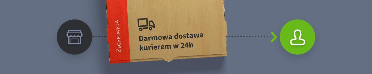 Darmowa dostawa do wszystkich zamówień!