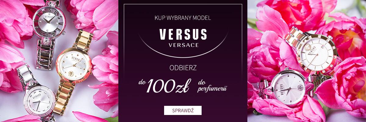 Promocja Versus Versace