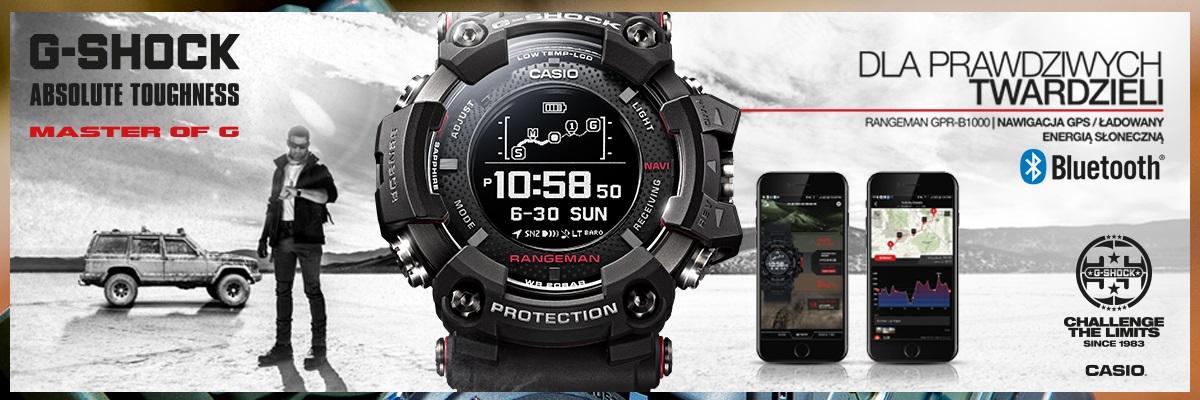 Zegarki Casio G-Shock
