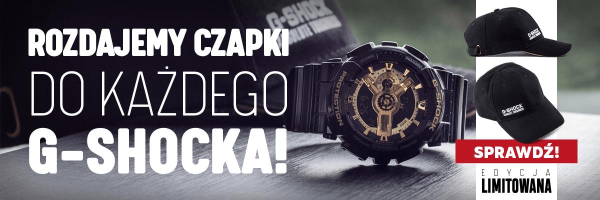 Prezent do zegarków G-Shock