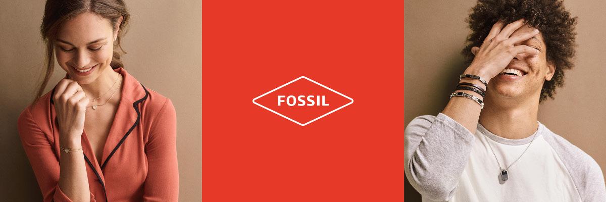 Biżuteria Fossil