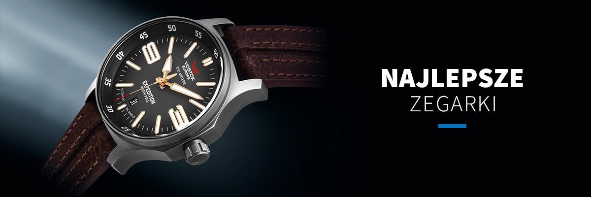 Najlepsze zegarki - bestsellery 2020 zegarki o biżuteria